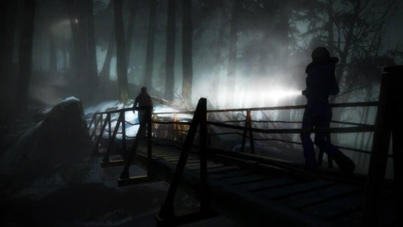 Ein romantischer Spaziergang durch den Wald - mit tödlichen Folgen. ©Sony Computer Entertainment