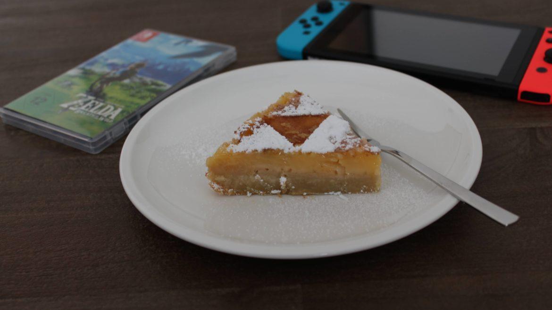 Rezept für Triforce Lemon Bars