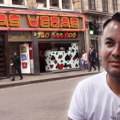 Zu Besuch in der Las Vegas Arcade Soho