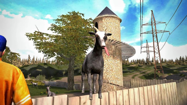 Warum haben Games eine Obsession mit Ziegen?