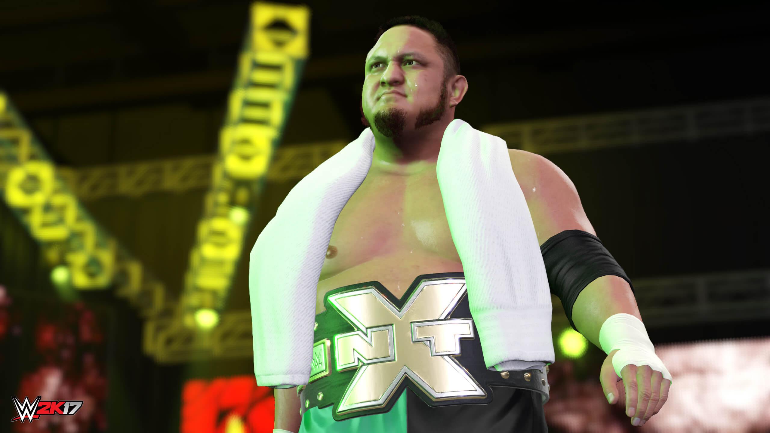 NXT Wrestling Nachwuchs
