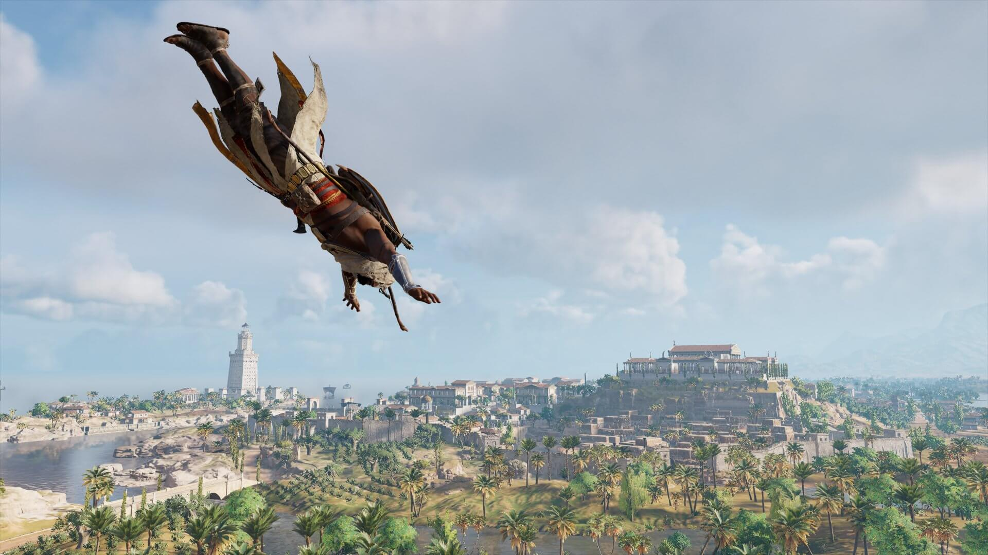 Cooles Feature: Der Fotomodus in AC: Origins