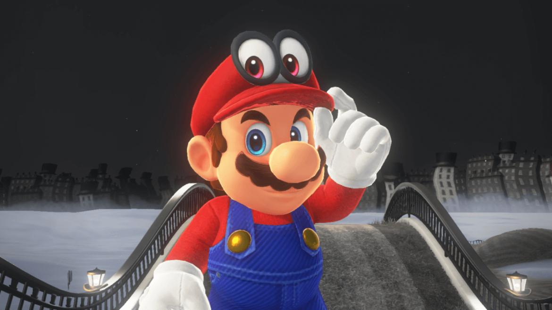 Hier wollen wir Cappy abseits von Mario Odyssey sehen