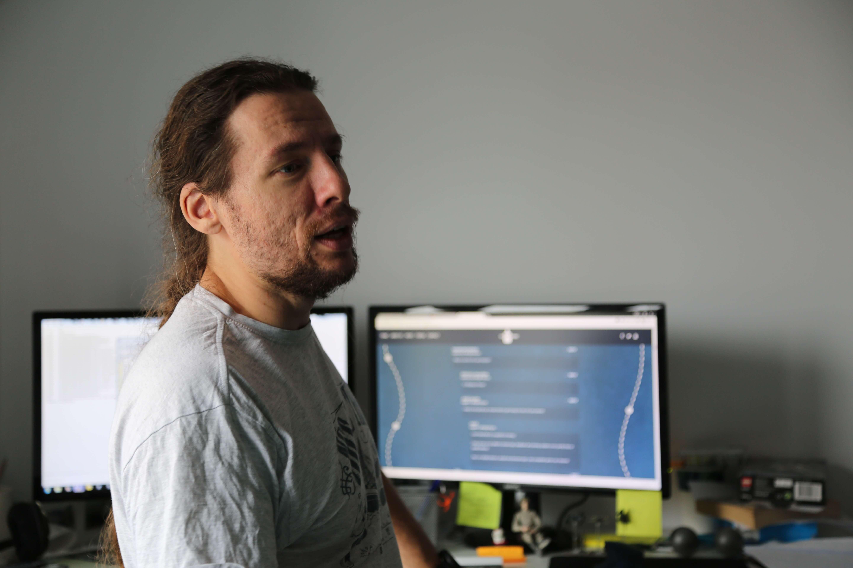 Dan Dimitrescu ist ist Spezialist für Taktik