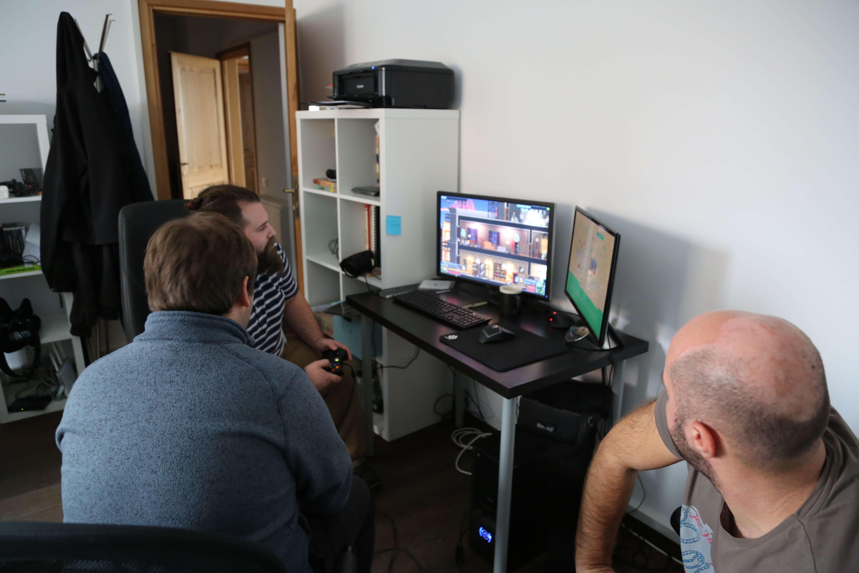 Lokalaugenschein bei Killhouse Games in Bukarest