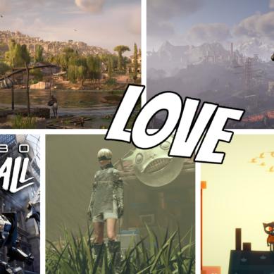 Diese Spiele liebten wir 2017 am meisten