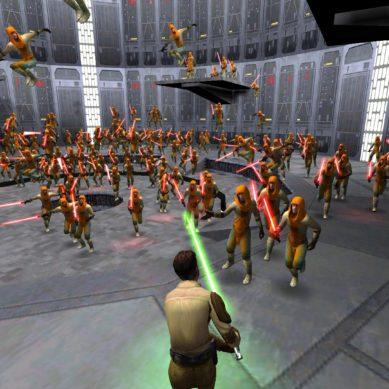 Jedi Knight 2: Als Star Wars-Spiele noch Meisterwerke waren
