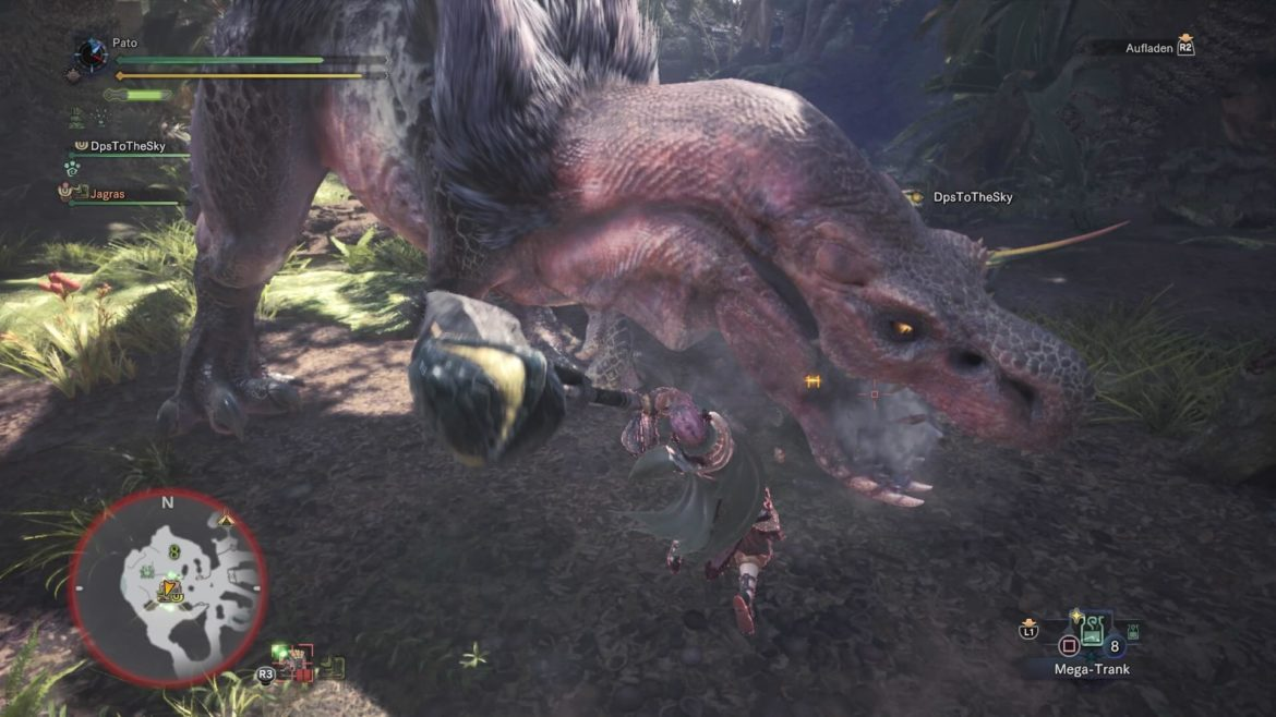 Monster Hunter World Beta angespielt