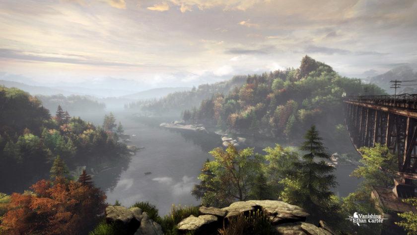 Wunderschöne Landschaft - Trügerische Idylle.