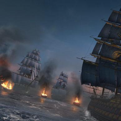3,5 Zugänge für Seeschlachten in Games