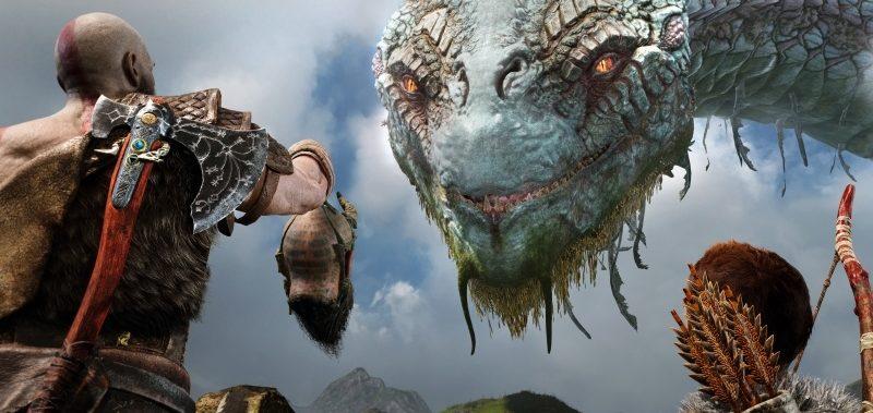 God of War: Geschichte vs Spiel