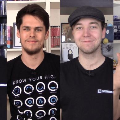 Kanal-Arbeiten: Unser YouTube-Jahr 2018