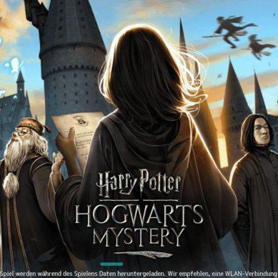 Harry Potter Hogwarts Mystery oder: Wie man eine gute Idee ruiniert