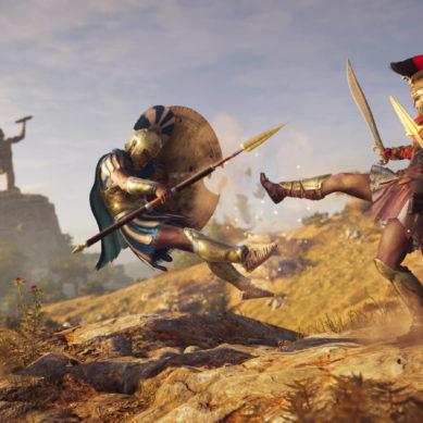 Warum wir Assassin's Creed Odyssey nicht verdammen sollten