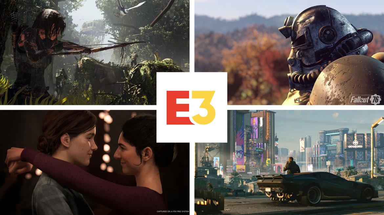 Unsere E3 2018 Zusammenfassung