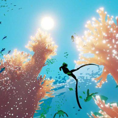 Unterwasser-Spiele
