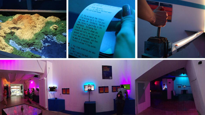 Zu Besuch im Game Science Center in Berlin