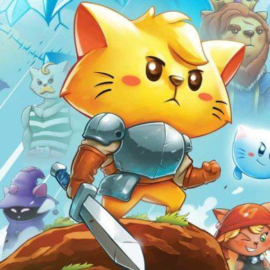 Katzen in Videospielen