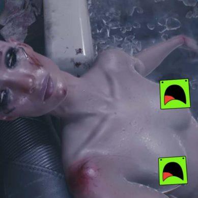 Cyberpunk 2077 entkoppelt Nacktheit und Sexualität