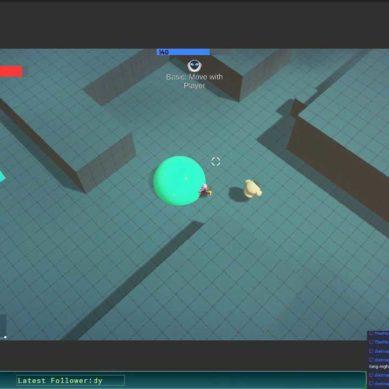 Spielentwicklung live: Development Streams