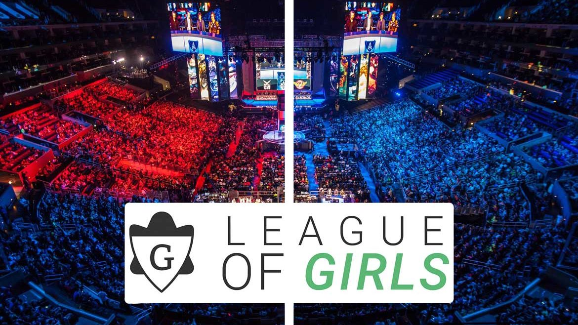 League of Girls: Mehr Frauen in den eSport