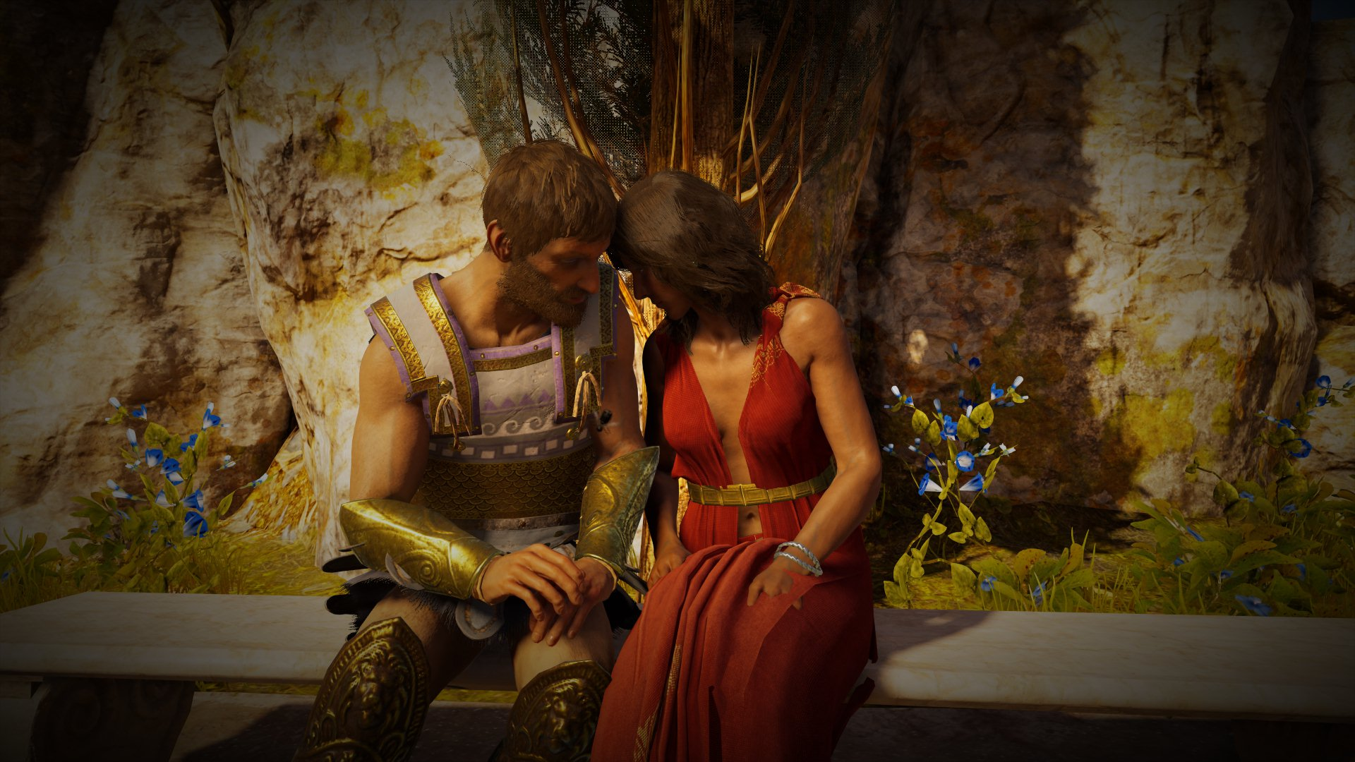Wahre Liebe gibts in Assassin's Creed Odyssey nur unter NPCs