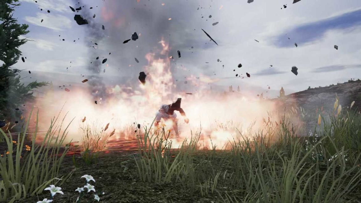 Zeus' Battlegrounds: Funktioniert ein Nahkampf-Battle Royale?