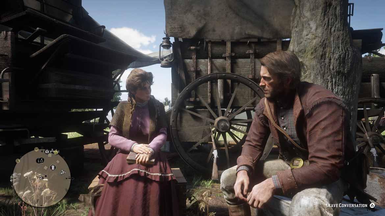 Arthur wirkt beinhart, bereut aber regelmäßig seine schlimmen Taten.
