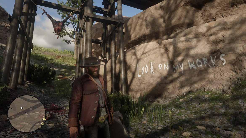 Von Ku-Klux-Klan bis Serienmörder: Manche Nebenschauplätze in Red Dead Redemption 2 sind zum Gruseln