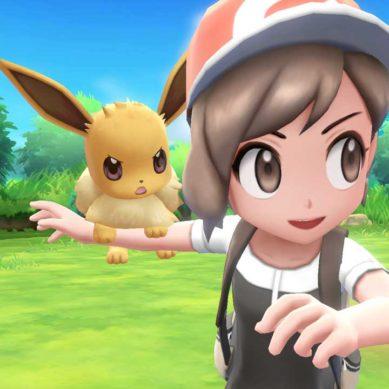 Pokémon: Let's Go – Ein völlig neuer Ansatz