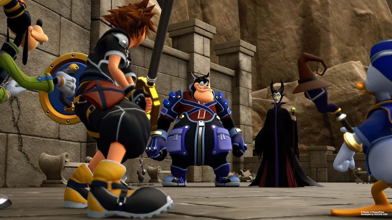 Kingdom Hearts: Ein unnötig kompliziertes Franchise erklärt