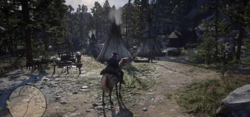 So repräsentiert Red Dead Redemption 2 Native Americans