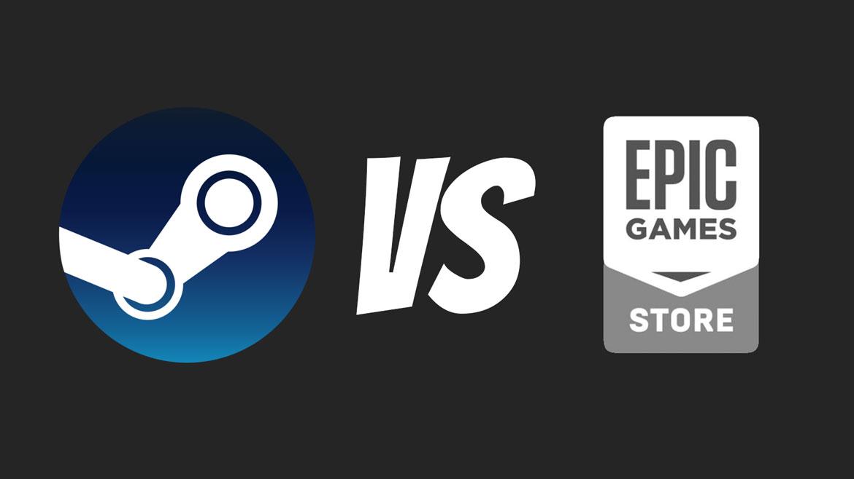 Epic Games Store: So groß ist die Konkurrenz für Steam