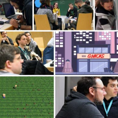 Der Global Game Jam 2019 in Graz