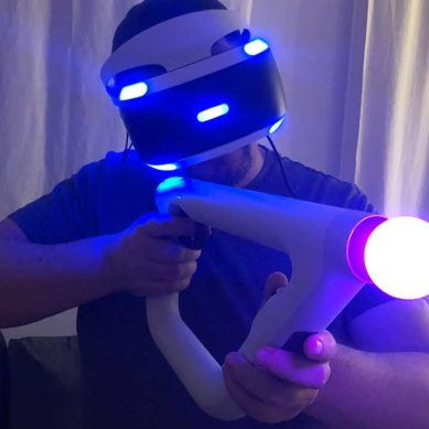 PlayStation VR: Zubehör & Spiele-Highlights