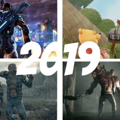 Was das Videospieljahr 2019 für uns bereit hält