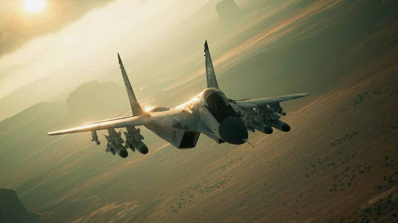 Ace Combat 7 – Nur Fliegen ist schöner