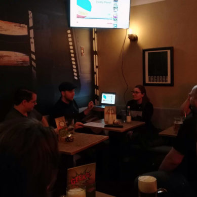 Der Grazer Videospiel-Stammtisch über Games as a Service