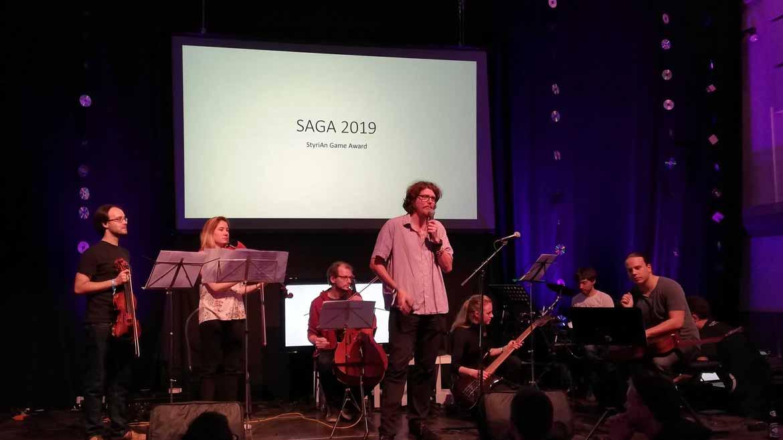 SAGA Award 2019: Das sind die Gewinner