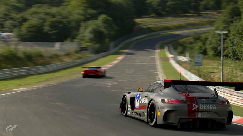 Realistische Grafik in Gran Turismo