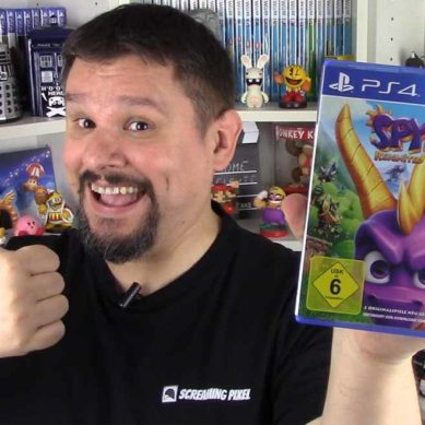 Spyro komplett auf Disc! Neuauflage der Reignited Trilogy