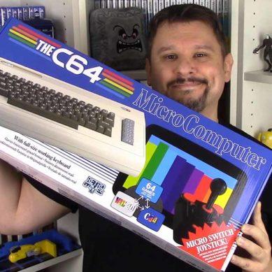 Der C64 Maxi: Die Neuauflage des Computer-Klassikers