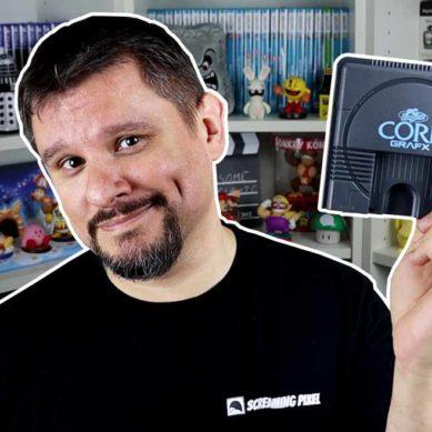 PC Engine Mini: Geschichte, Unboxing & Spiele-Übersicht